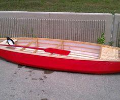 Skin-on-Frame Canoe
