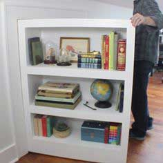 Secret Door/Bookcase