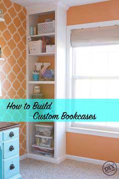 Build a Custom Bookcase
