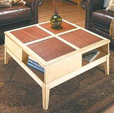 100 coffee table plans - planspin