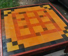 Minecraft Coffee Table