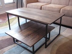 100 Coffee Table Plans Planspin Com