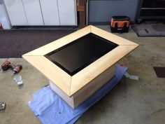 LCD Coffee Table