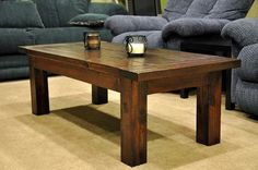 TRYDE COFFEE TABLE