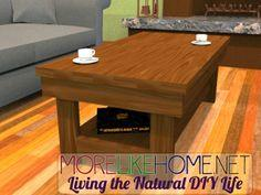 Day 13 - Build a Chunky Coffee Table