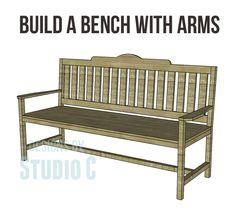 Build a Bench with Arms