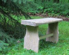 One board bench