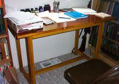 Writing desk plans (PDF)