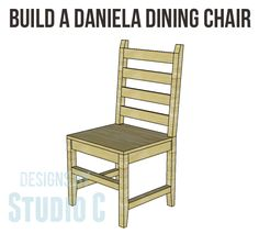 Build a Daniela Dining Chair