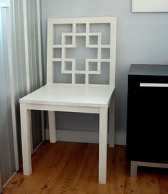 Squared2 Chair