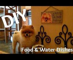 Make a Pet Feeding Station