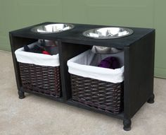 Dog Feeding Station Tutorial