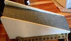 DIY Dog Bed Ramps