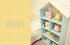 DIY Dollhouse Tutorial