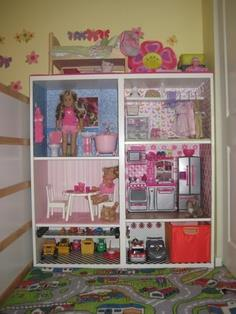 IKEA American Girl Doll House