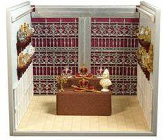 Queen's Dolls House Strong Room