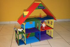 Doll House for Pippi Longstocking