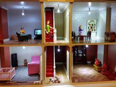 LED Doll's House Lighting