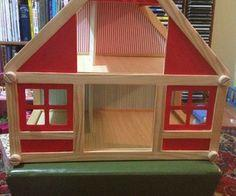 Renovated Dolls House
