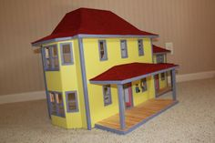 The Mary Kay Doll House
