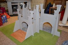 Fairy Castle Collapsible Dolls House
