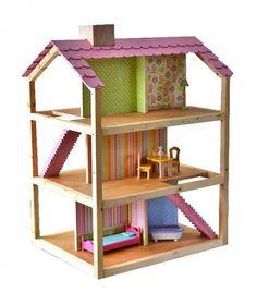 Dream Dollhouse Plans
