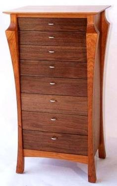 Richard Jones' Chest of Drawers tutorial