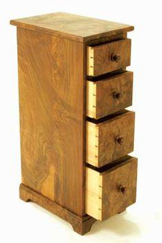 Chest of Drawers – tutorial