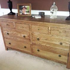 tutorial: Steves Dawson Dresser