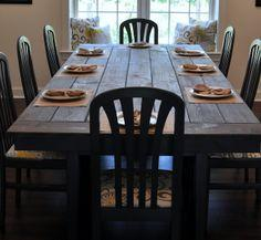 Dining Table Plans Planspin, Kitchen Ideas Part 62