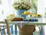 HERE'S HOW: OUTDOOR DINING TABLE