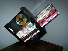 Simple Anti-Gravity DVD Holder Tutorial