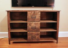 How to make the Reese media cabinet