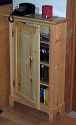 DVD Cabinet plans