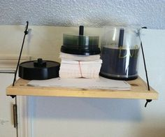 Quick and Easy DIY Shelf Tutorial