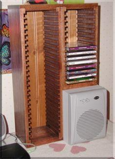CD rack Tutorial