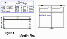 Media Storage Boxes Tutorial