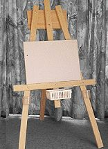 Kids easel plan