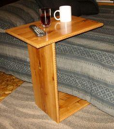 Free Couch Side Table Plan