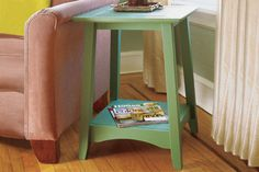 How to Build a Side Table