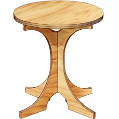 Plywood Alliance Table