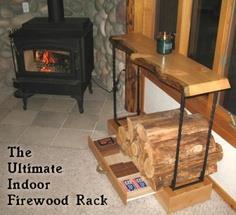 Firewood Holder Plans - Firewood Shed Plans, Firewood Racks