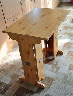 foldable table tutorial