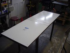 Folding Table / Sign tutorial