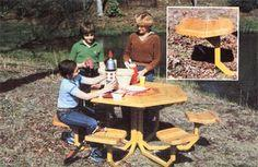Over 65 Diy Folding Table Plans To Build Planspin Com