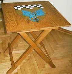 folding table tutorial