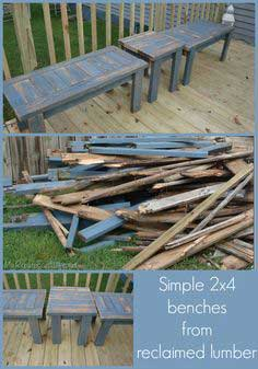 Reclaimed Lumber Project