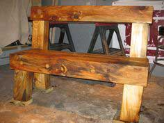 The Reclaimed Bench