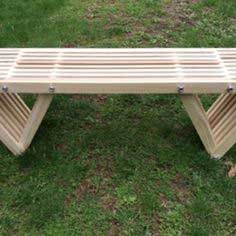 Equilateral Bench