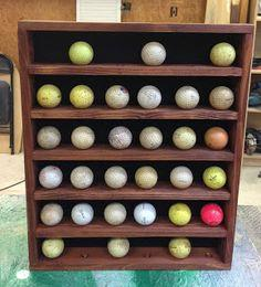 DIY Golf Ball Display Tutorial